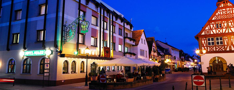 Hotel Adler Frankfurt