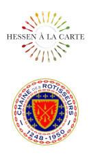 Hessen à la carte und Chaîne des Rôtisseurs